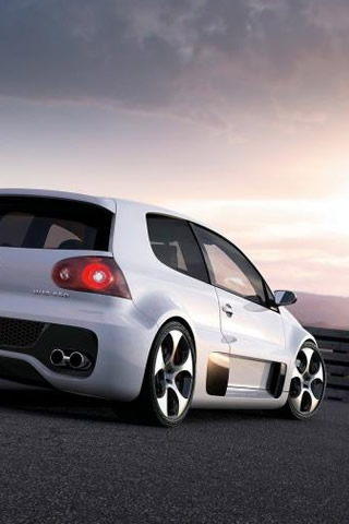 VW GTI iPhone Wallpaper