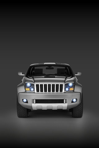 Jeep Concept Car Iphone Wallpaper Idesign Iphone