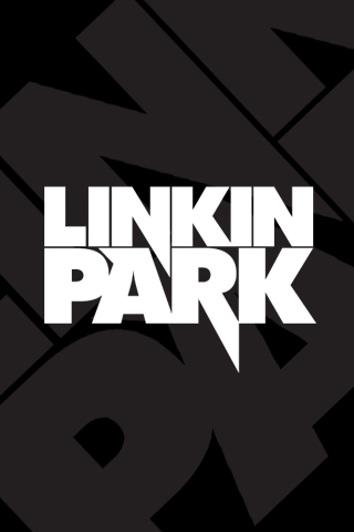 Linkin Park Logo iPhone Wallpaper
