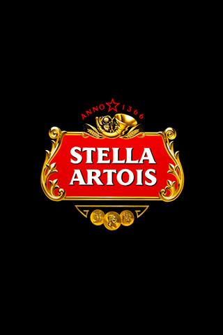 Stella Artois Logo iPhone Wallpaper