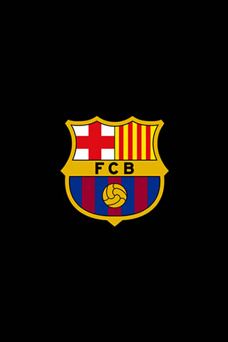 Barcelona FC Logo - Spain iPhone Wallpaper