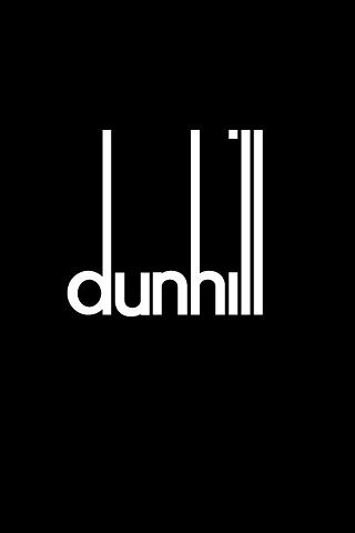 Dunhill Logo iPhone Wallpaper
