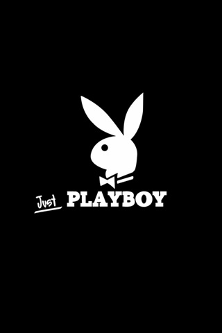 playboy bunny wallpaper. Just Playboy iPhone Wallpaper
