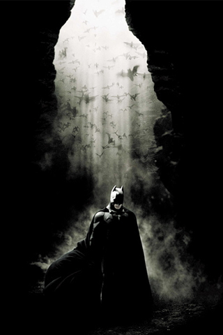 Batman Batcave Iphone Wallpaper Idesign Iphone
