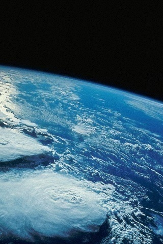 Iphone Earth Wallpaper on Earth Iphone Wallpaper Tweet Atmosphere Clouds Earth Outer Space