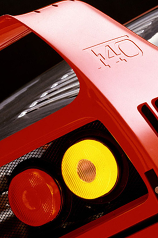 Ferrari F40 Iphone Wallpaper Idesign Iphone