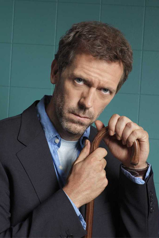House MD iPhone Wallpaper
