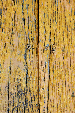 Painted Wood iPhone Wallpaper