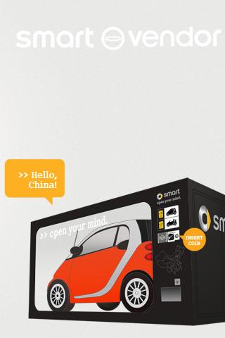 Smart Vendor iPhone Wallpaper