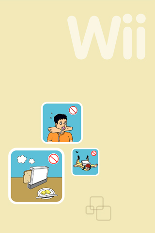 Wiinjury iPhone Wallpaper