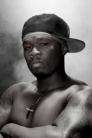 50 Cent iPhone Wallpaper