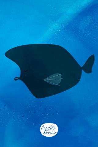 Big Fish iPhone Wallpaper