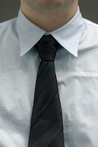 Shirt + Tie iPhone Wallpaper