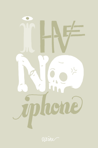 No iPhone iPhone Wallpaper