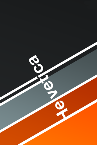 Helvetica iPhone Wallpaper