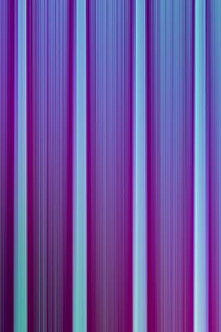 Gradient Stripes iPhone Wallpaper