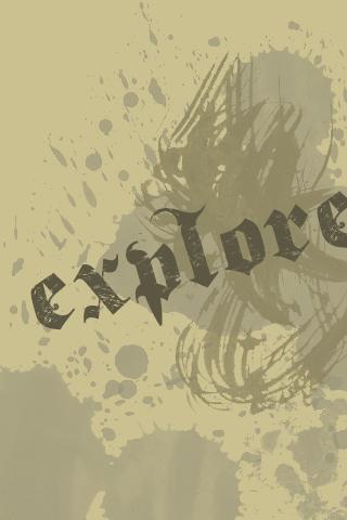 Explore iPhone Wallpaper