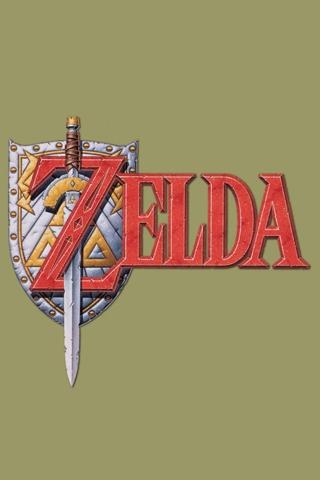 Zelda Logo Iphone Wallpaper Idesign Iphone