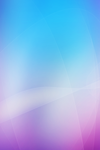 Blue to Purple iPhone Wallpaper