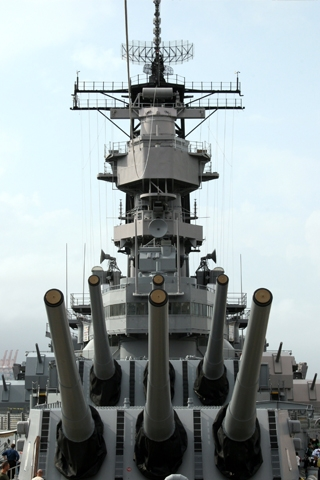 War Ship iPhone Wallpaper