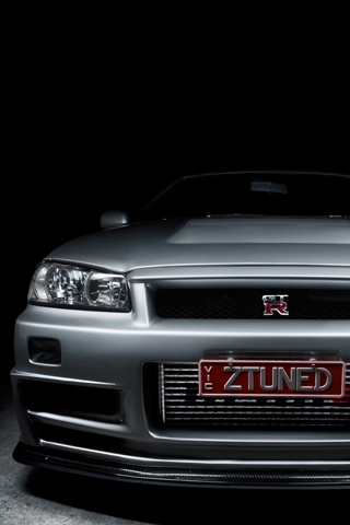Nissan Skyline GTR iPhone Wallpaper