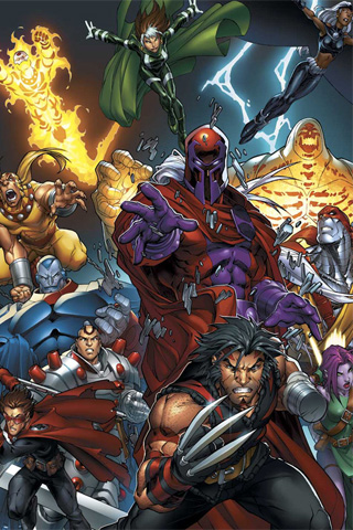 magneto wallpaper. iPhone wallpapers and iPod