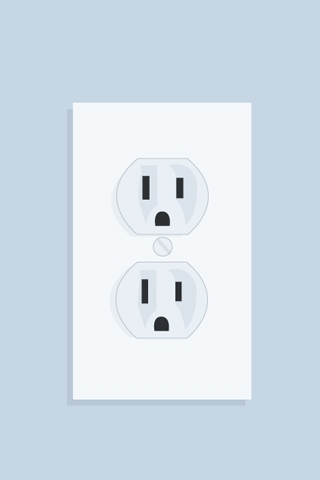 Outlet iPhone Wallpaper