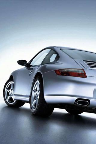 Porsche Carrera iPhone Wallpaper