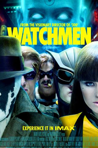 affiche Watchmen - Les Gardiens