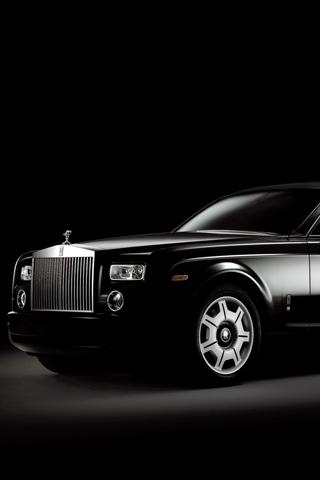 Rolls Royce Phantom iPhone Wallpaper | iDesign iPhone