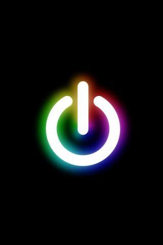 Rainbow Power Iphone Wallpaper Idesign Iphone