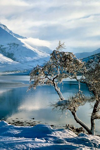 Ballachulish Scotland iPhone Wallpaper