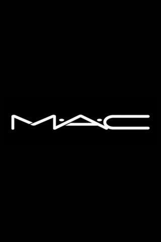 Mac Makeup Logo iPhone Wallpaper