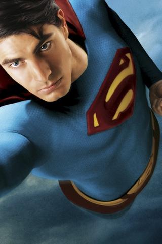 Superman iPhone Wallpaper