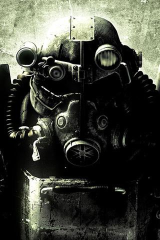 Fallout 3 iPhone Wallpaper