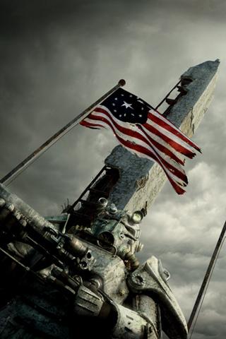 Fallout 3 iPhone Wallpaper