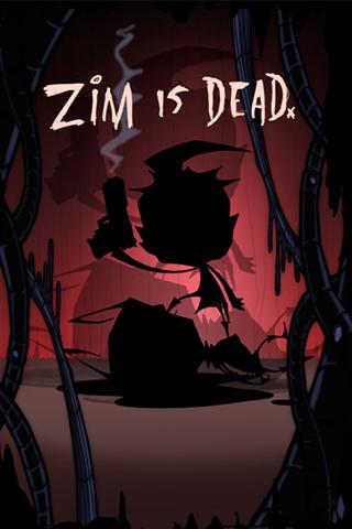 Zim Is Dead iPhone Wallpaper
