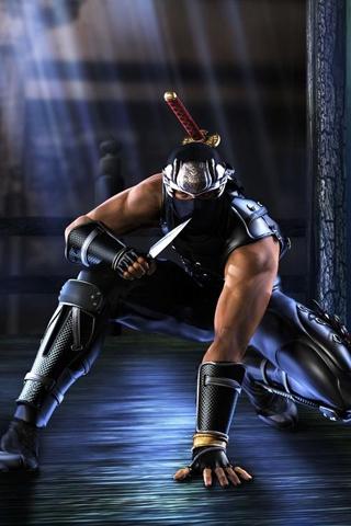 Ninja Gaiden iPhone Wallpaper