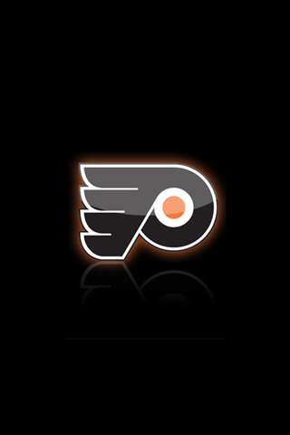 PHILADELPHIA FLYERS Logo iPhone Wallpaper | iDesign * iPhone