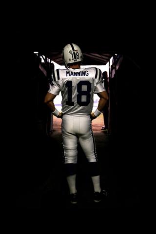 Peyton Manning iPhone Wallpaper