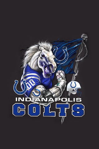Indianapolis Colts - Football iPhone Wallpaper