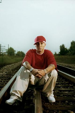 Eminem iPhone Wallpaper
