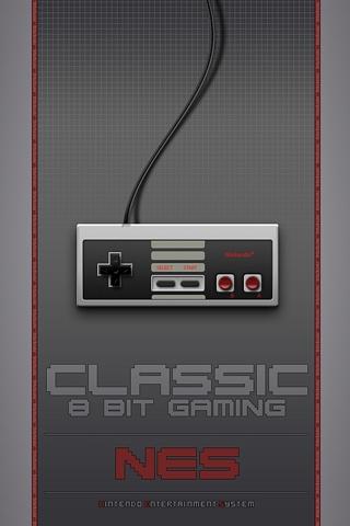 Classic 8 Bit Gaming IPhone Wallpaper