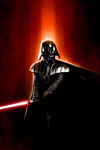 Darth Vader - Star Wars iPhone Wallpaper
