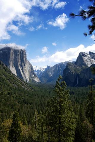 Yosemite National Park Iphone Wallpaper Idesign Iphone