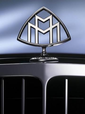 Maybach Logo iPhone Wallpaper