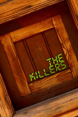The Killers iPhone Wallpaper
