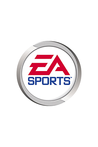 EA Sports Logo iPhone Wallpaper