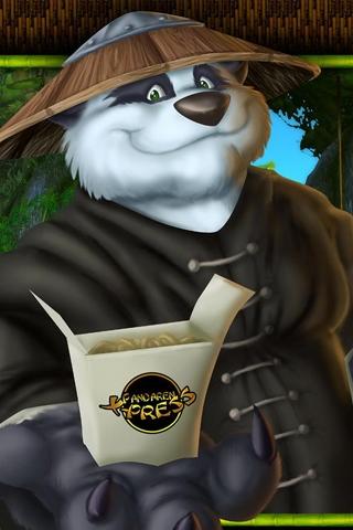 Panda Express iPhone Wallpaper