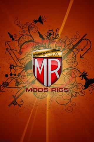 Mods Rigs Logo iPhone Wallpaper